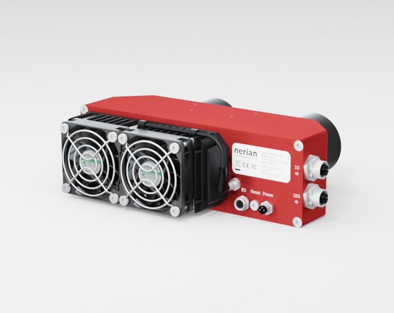 Scarlet 3D depth camera, 10 cm baseline distance