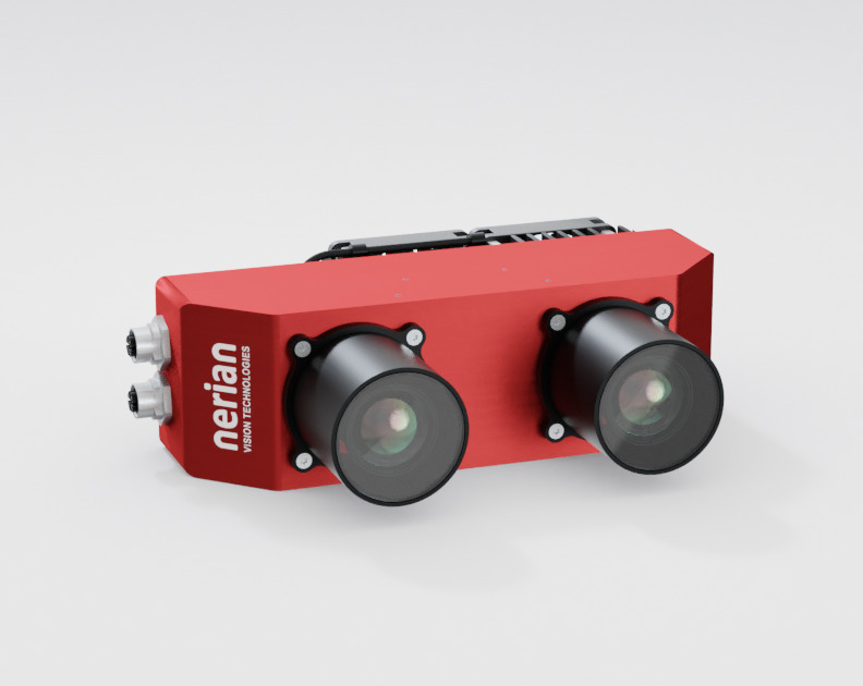 Scarlet 3D-Tiefenkamera, 10 cm Basisbreite