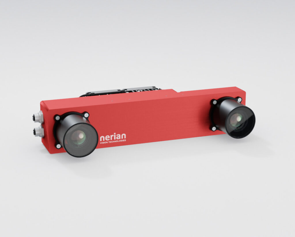 Scarlet 3D-Tiefenkamera, 25 cm Basisbreite